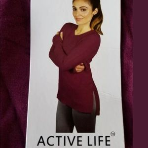 Active Life Sweatshirt